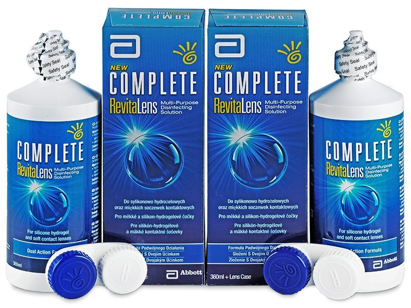 Complete RevitaLens 2 x 360 ml