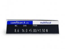 Biofinity Multifocal (3čočky) -