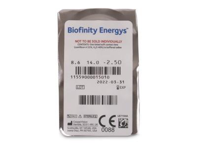Biofinity Energys (6 čoček) -