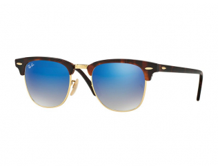 Sluneční brýle Clubmaster - Ray-Ban CLUBMASTER FLASH LENSES RB3016 990/7Q