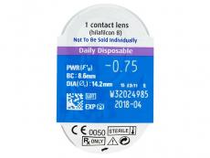 SofLens Daily Disposable (90čoček)
