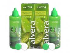 Výhodná balení roztoků - Roztok Alvera 2 x 350 ml