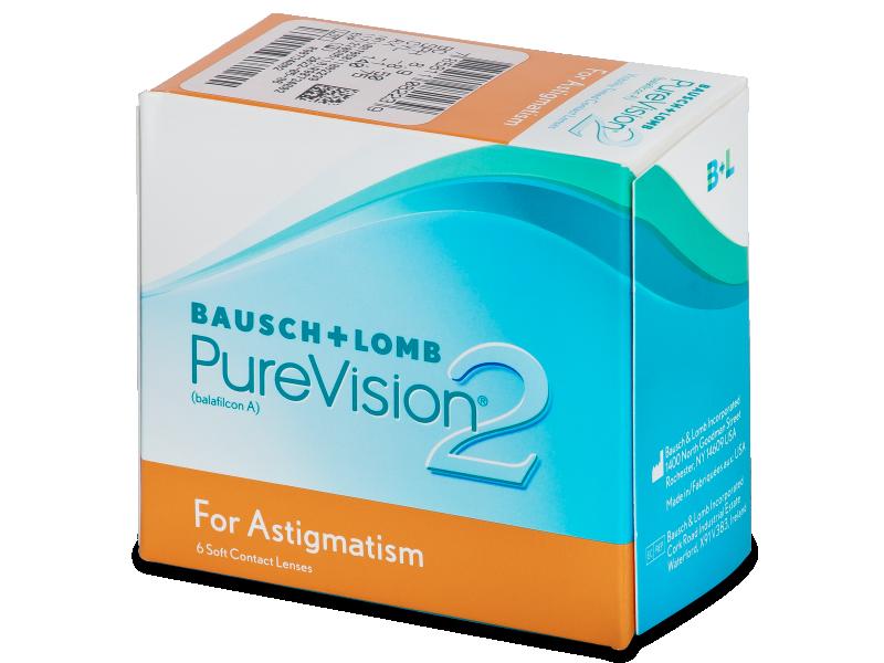PureVision 2 for Astigmatism (6čoček) -