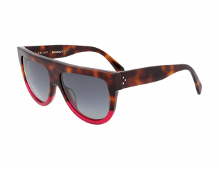 Extravagantní sluneční brýle - Celine CL 41026/S 23A/HD