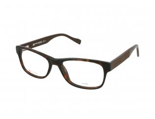 Obdélníkové brýlové obroučky - Boss Orange BO 0084 6S4