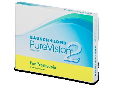 PureVision 2 for Presbyopia (3čočky)