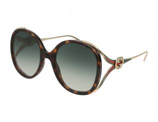 Oválné sluneční brýle - Gucci GG0226S-003
