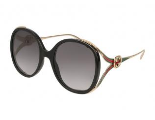Oválné sluneční brýle - Gucci GG0226S-001