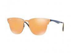 Sluneční brýle Clubmaster - Ray-Ban BLAZE CLUBMASTER RB3576N 90377J