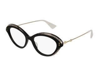 Brýlové obroučky Cat Eye - Gucci GG0215O-001