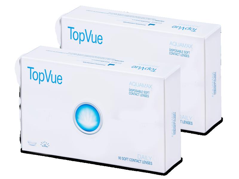 TopVue Daily (180 čoček)