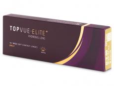 Jednodenní kontaktní čočky - TopVue Elite+ (10 čoček)