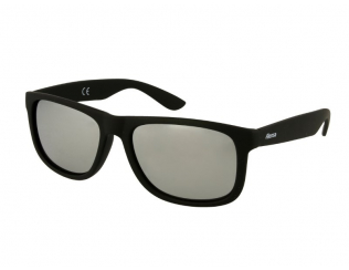 Sportovní brýle Alensa - Sluneční brýle Alensa Sport Black Silver Mirror