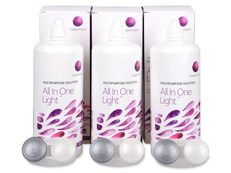 All in One Light 3x360 ml