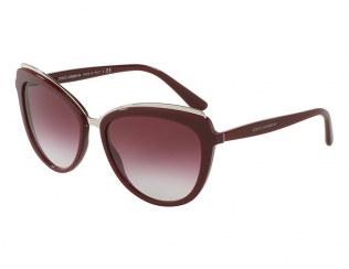 Sluneční brýle Cat Eye - Dolce & Gabbana DG 4304 30918H