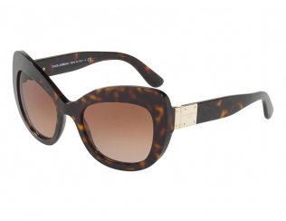 Sluneční brýle Cat Eye - Dolce & Gabbana DG 4308 502/13