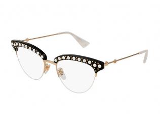 Brýlové obroučky Cat Eye - Gucci GG0213O 001