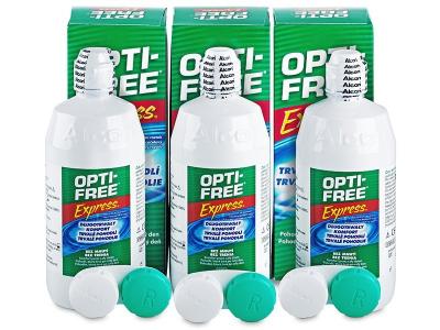 Roztok OPTI-FREE Express 3x355ml  - Předchozí design