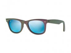 Čtvercové sluneční brýle - Ray-Ban Original Wayfarer RB2140 - 611217