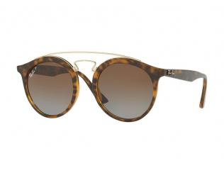 Kulaté sluneční brýle - Ray-Ban RB4256 - 710/71