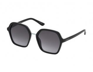 Sluneční brýle Oversize - Guess GU7557 01B