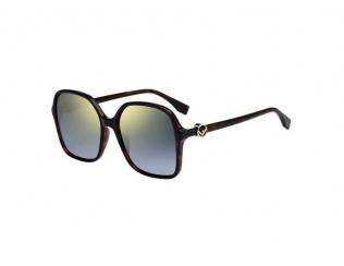 Sluneční brýle Oversize - Fendi FF 0287/S 086/FQ