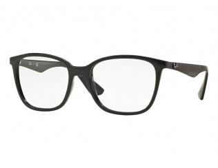 Čtvercové brýlové obroučky - Ray-Ban RX7066 - 2000
