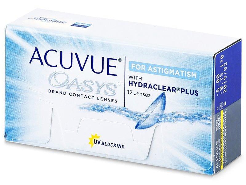 Acuvue Oasys for Astigmatism (12čoček) -