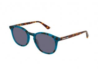 Sluneční brýle Panthos - Alexander McQueen MQ0123S 004