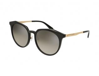 Oválné sluneční brýle - Alexander McQueen MQ0108SK 001