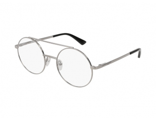 Kulaté dioptrické brýle - Alexander McQueen MQ0140O 003