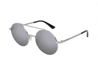 Kulaté sluneční brýle - Alexander McQueen MQ0138S 002