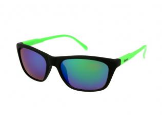 Sportovní brýle Alensa - Dámské sluneční brýle Alensa Sport Black Green Mirror