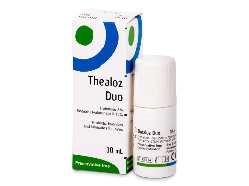 Oční kapky Thealoz Duo 10 ml