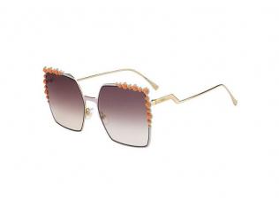 Sluneční brýle Fendi - Fendi FF 0259/S 35J/NQ