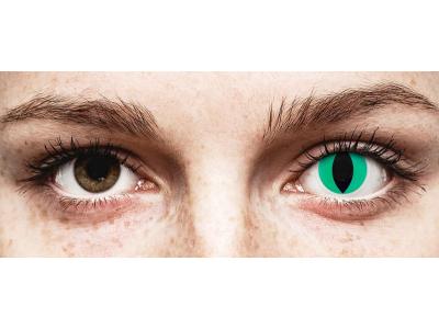 ColourVUE Crazy Lens - Anaconda - nedioptrické (2 čočky)