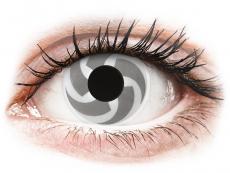 Barevné kontaktní čočky - nedioptrické - ColourVUE Crazy Lens - Blade - nedioptrické (2čočky)
