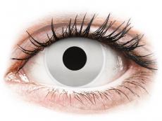 Barevné kontaktní čočky - nedioptrické - ColourVUE Crazy Lens - Mirror - nedioptrické (2čočky)