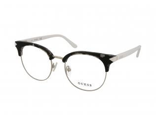 Dioptrické brýle Browline - Guess GU2671 001