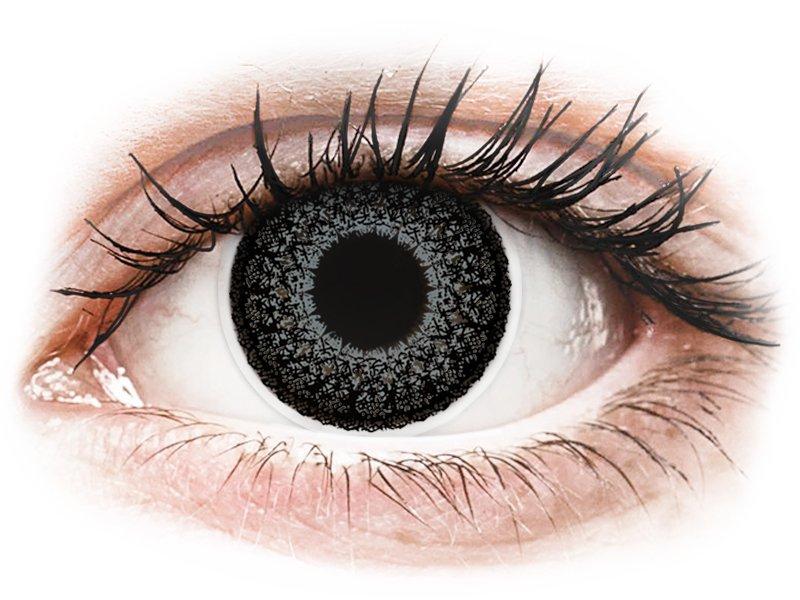ColourVUE Eyelush - nedioptrické (2 čočky) Grey
