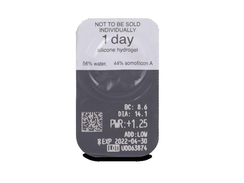 Clariti 1 day Multifocal (30 čoček) -