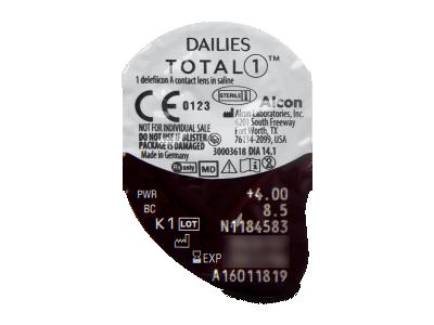 Dailies TOTAL1 (30čoček) -