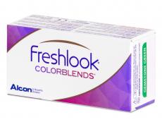 FreshLook ColorBlends Pure Hazel - nedioptrické (2čočky)