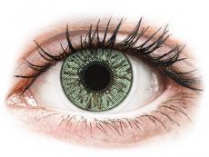 Barevné kontaktní čočky - nedioptrické - FreshLook Colors Green  - nedioptrické (2čočky)