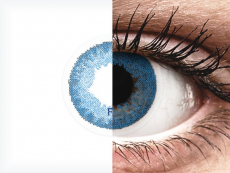 FreshLook Dimensions Pacific Blue - nedioptrické (2čočky)