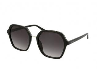 Sluneční brýle Oversize - Guess GU7557-S 01B