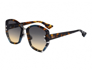 Sluneční brýle Oversize - Christian Dior DIORADDICT2 JBW/86