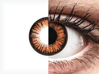 ColourVUE Crazy Lens - Twilight - nedioptrické jednodenní (2 čočky)
