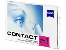 Jednodenní kontaktní čočky - Carl Zeiss Contact Day 1 (30čoček)