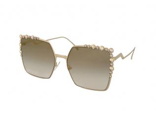 Sluneční brýle Fendi - Fendi FF 0259/S J5G/FQ